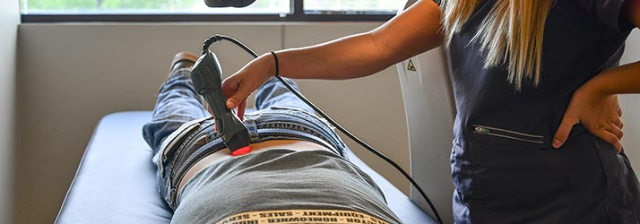 Emergency Care Chiropractic of Lima MLS laser therapy in Lima